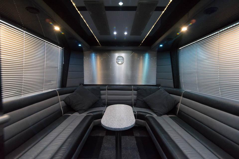 12 Berth Super Long Luxury Sleeper Bus Starsleeper Ltd