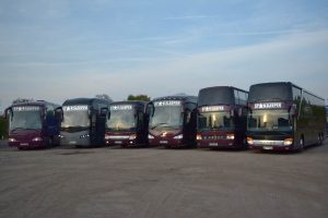 Single decker and double decker Entertainer Coach Rental from Starsleeper